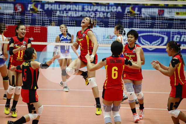 F2 Logistics turns back Foton in five-set thriller to move a win away from PSL title