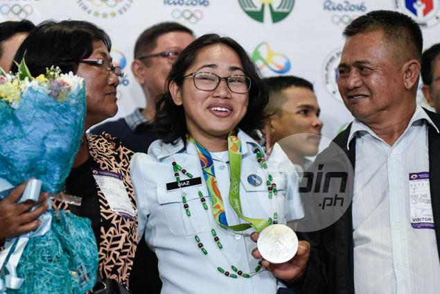 PH heroine Hidilyn Diaz destined to win Olympic medal, says proud mom