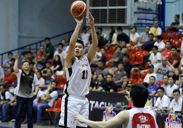 Chris Javier admits shock over Gilas call-up, vows to impress ahead of PBA Draft