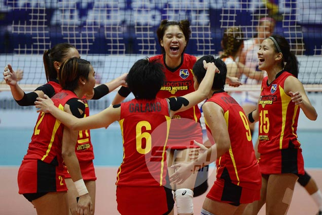 De Jesus banking on familiarity, championship pedigree as F2 Logistics go for the kill