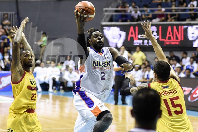 Bill Walker flashes vintage form as NLEX snaps skid, deepens woes of Star Hotshots