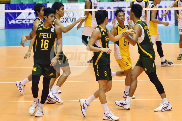 Tamaraws defeat erstwhile unbeaten Altas to forge three-way tie for group lead in Spikers Turf
