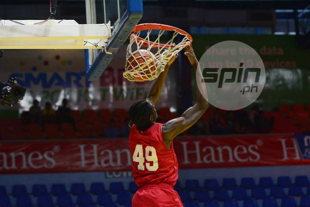 Jarin on Toba's dunk finale gamble: 'It wouldn't be fair to the fans if he didn't go all out'