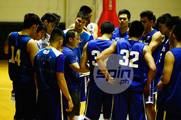 Josh Reyes praises Gilas players' fighting heart, takes full responsibility for poor showing
