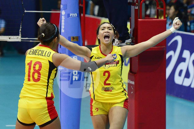 Deja vu for Marano but F2 Logistics star vows a different ending vs Foton in PSL title decider
