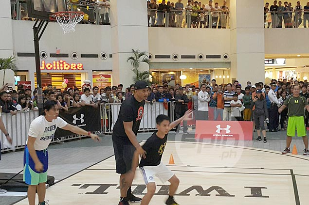 Asi Taulava proud to be named brand ambassador for basketball of fast-growing sports apparel company