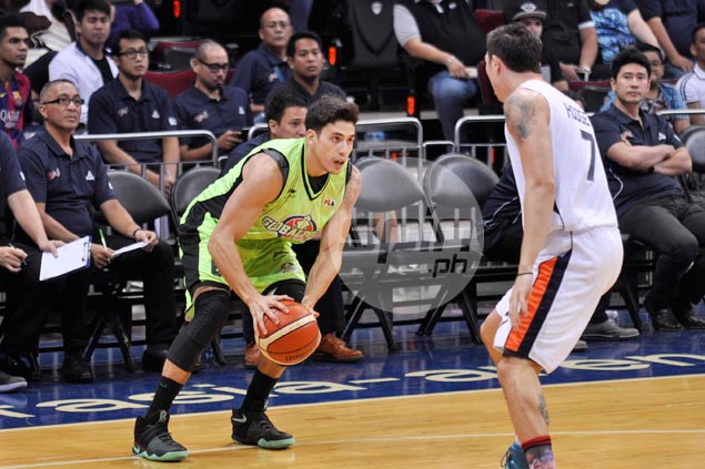 Anthony Semerad a first-time Player of the Week awardee after lifting Globalport to first victory