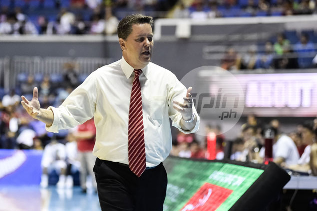 Titanic showdown against SMB the first acid test for in-form Ginebra, says Tim Cone