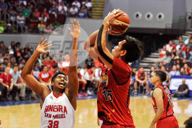 San Miguel holds off one Ginebra comeback after another, wins in double overtime
