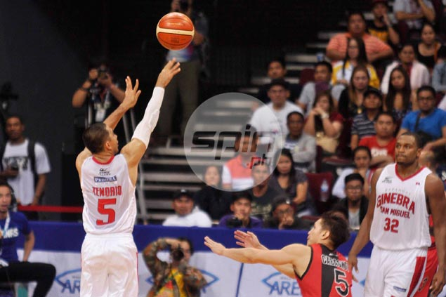 LA Tenorio explains failure to call timeout late in regulation of Ginebra loss to SMB