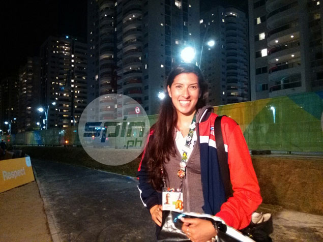Former RC Cola import Lynda Morales savors Olympic debut with Puerto Rico