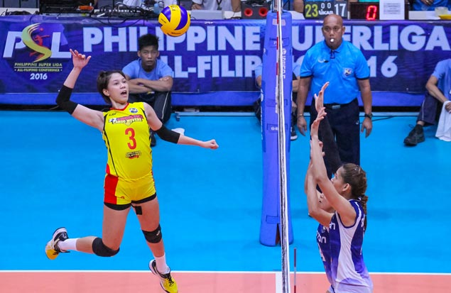 Mika Reyes laments poor reception led to F2 Logistics doom in Game Two