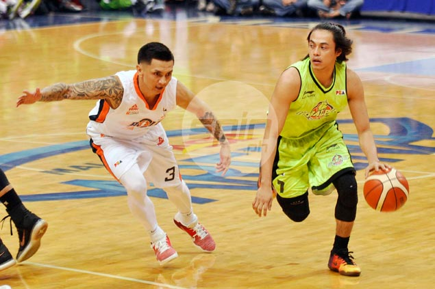 Terrence Romeo doesn't mind playing 50 long minutes, so long as GlobalPort wins