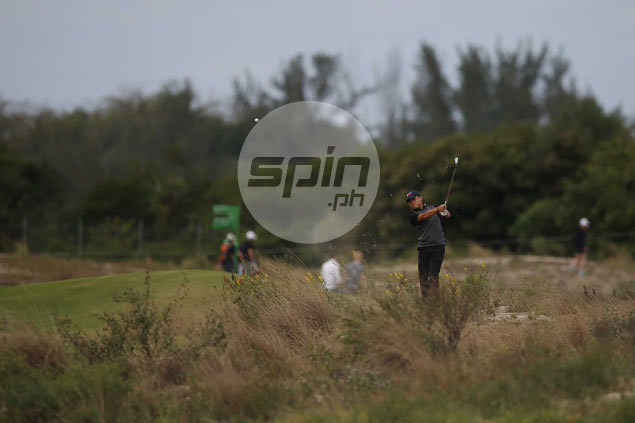 Miguel Tabuena stays in the hunt, stands three strokes off entering final round in Myanmar