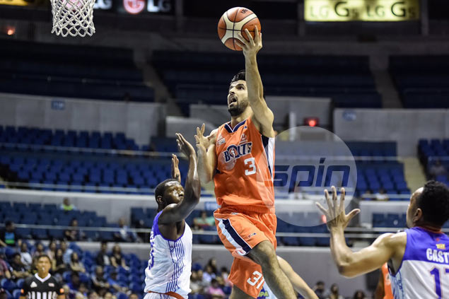 Iranian import Mohammad Jamshidi leaves Meralco Bolts by 'mutual agreement'