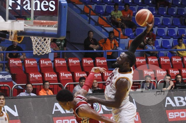 Foiled dunk attempts fail to dampen bright mood of Akhuetie