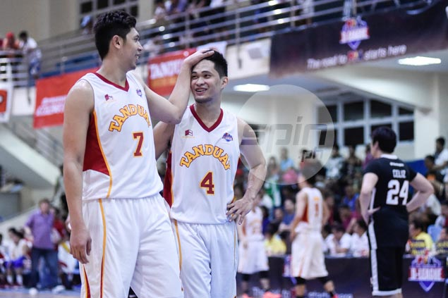 After booking milestone trip to the Finals, Tanduay sets sight on first-ever D-League crown