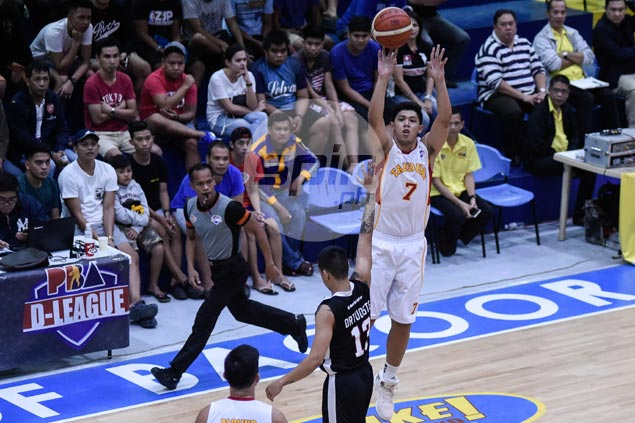 D-League pioneer Tanduay completes upset over top-seed Racal, books first-ever Finals stint