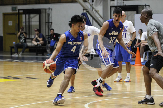 With Parks out, Gilas needs Kiefer Ravena more than ever. Will he show up?