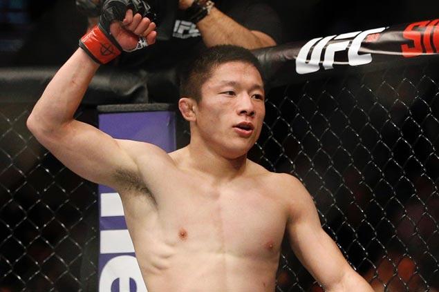 Flyweight contenders Horiguchi, Bagautinov clash in UFC Fight Night Manila undercard