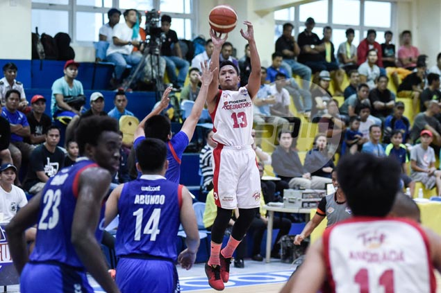 Tolomia takes charge as Phoenix dethrones Cafe France to advance to D-League finals