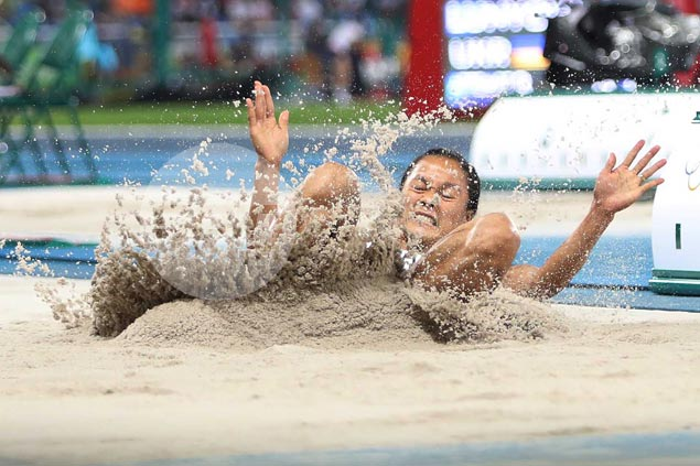 Marestella Torres fares poorly in Olympic long jump, falls way short of place in finals