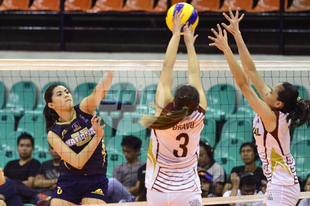 No Jaja, no problem as NU continues unbeaten run by downing winless Perpetual
