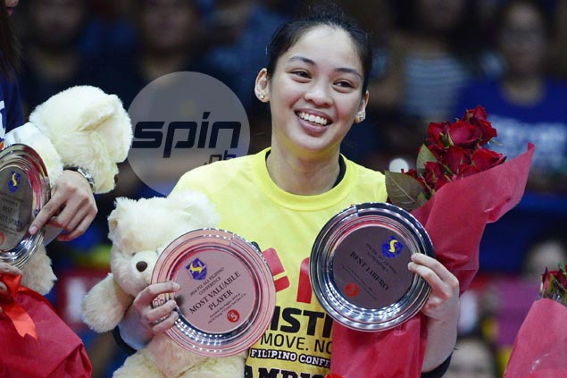 Dawn Macandili an unexpected but worthy pick for PSL MVP ...