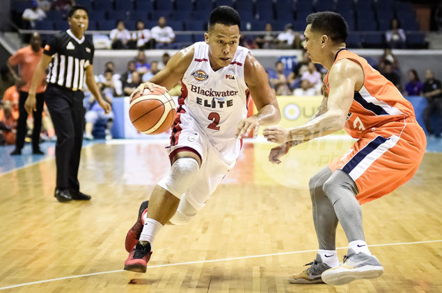 Denok Miranda shows glimpse of what he can do in short playing stint with Blackwater