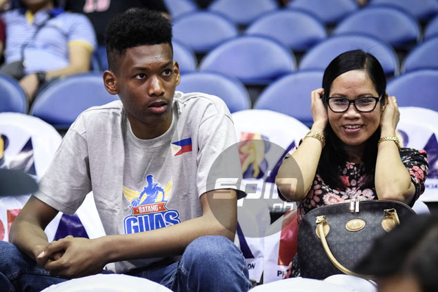 Lakers fan AJ Edu thrilled at prospect of playing with Clarkson at Gilas some day
