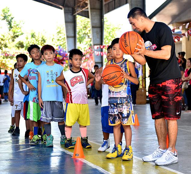 Standouts from Basketball Para sa Bayan clinics to take act to NBA 3X 2016