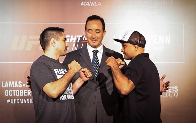 UFC postpones Fight Night Manila card due to withdrawal of injured headliner BJ Penn