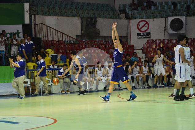 University of Cebu turns back titleholder Sacred Heart to stay unbeaten in Cesafi juniors
