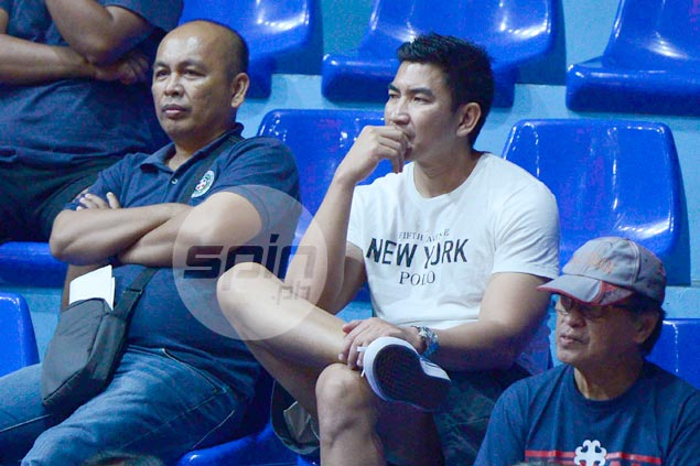 Former Letran coach Aldin Ayo confident Knights can get over the hump