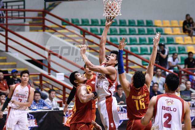 Birthday boy Daquioag bares mindset for Game Two of D-League finals: 'Shoot to kill'