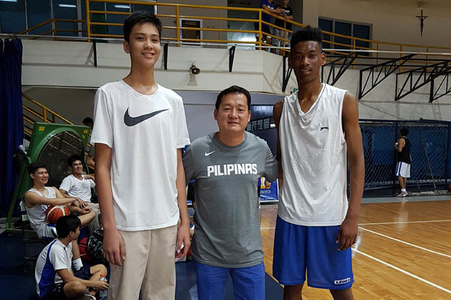 AJ Edu in town to make Philippine team debut in Fiba 3x3 U-18 World Cup in China