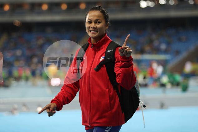 Marestella Torres far from done after Olympic farewell, eyes gold in SEA Games, Asiad