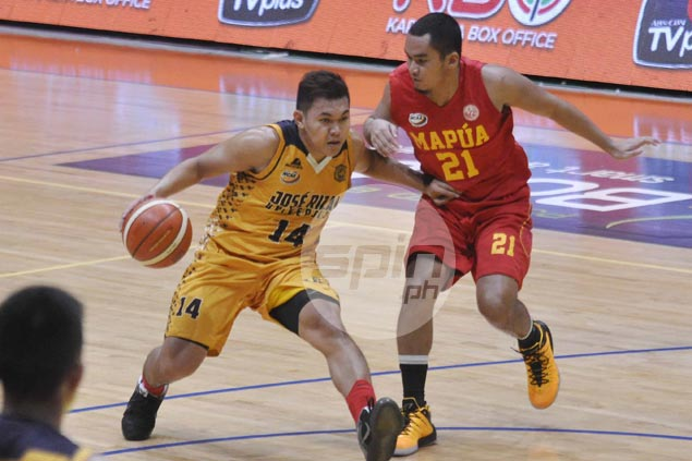 Teytey Teodoro powers surging JRU past Mapua for second straight win in NCAA