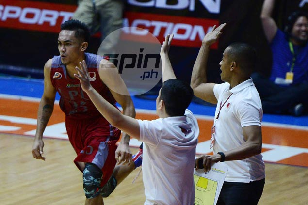 Robinson lauds Lyceum hero Ayaay: 'He is going to win or lose us games but the trust is there'