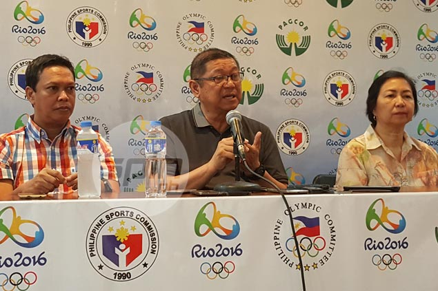 PSC bares plan to construct multi-billion peso 'Philippine Olympic City' at Clark