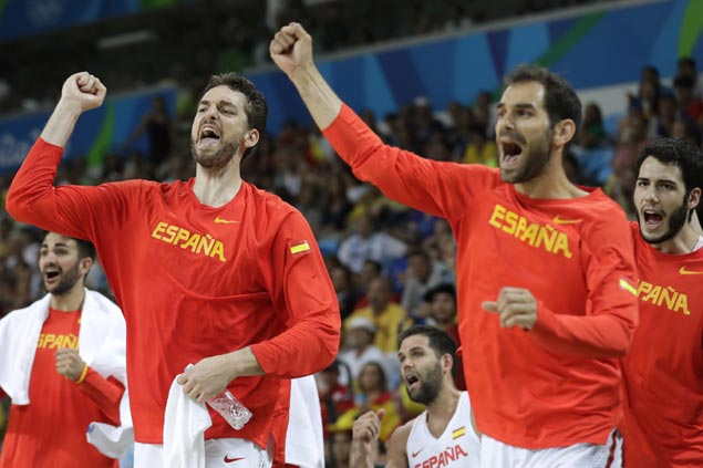 Spain finds groove at right time, hopes third time's the charm in semis clash with USA