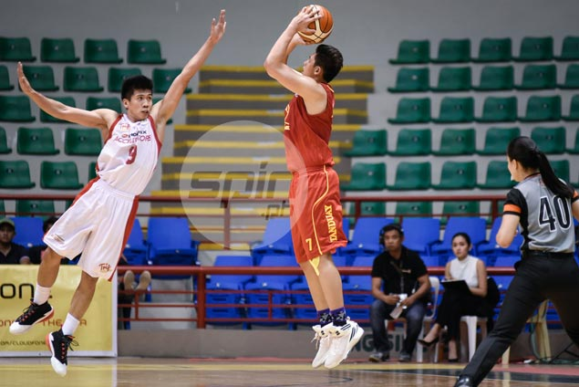 Kevin Ferrer, Chongson expect Tanduay to play its best when backed against the wall