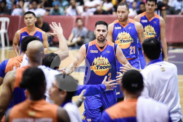 TNT import Mike Madanly says hot shooting a product of hard work at the gym