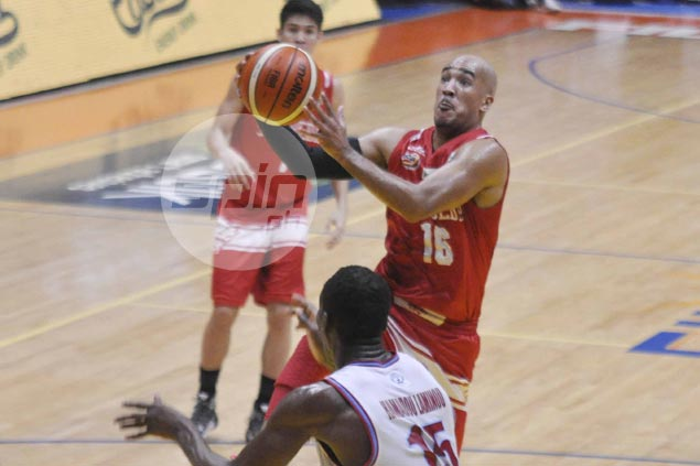 San Beda overcomes Tankoua injury to squeak past feisty EAC and keep lead in NCAA