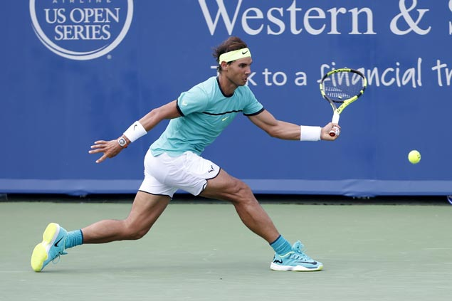 Fatigue from Olympics sets in as Nadal suffers third-round exit at Cincinnati vs Croatian teen