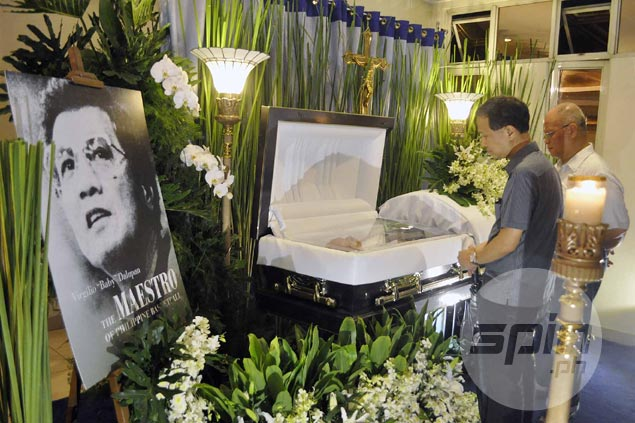 Cecile Dalupan thankful for outpouring of love for 'Maestro': 'We knew he was larger than life'