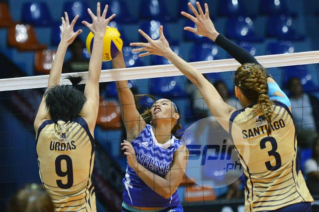 Ateneo takes down NU to force playoff for V-League quarterfinals spot with TIP