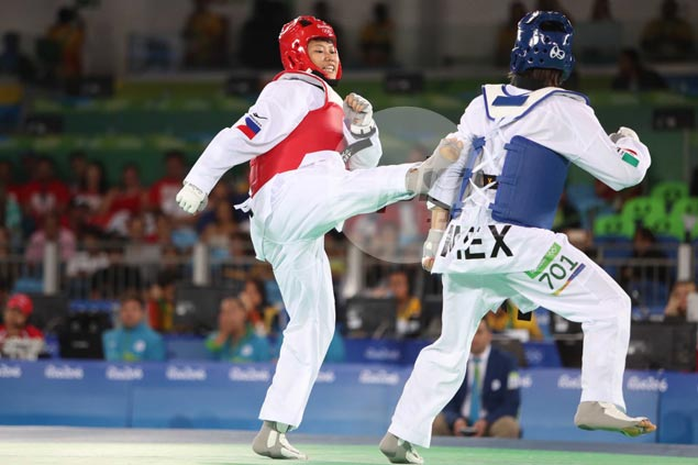 Philippine campaign in Rio ends as Moroccan jin wins repechage to deny Alora shot at bronze