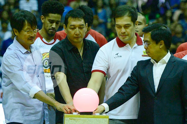 If not for Dalupan intercession, Allan Caidic wouldn't have gotten big break at UE