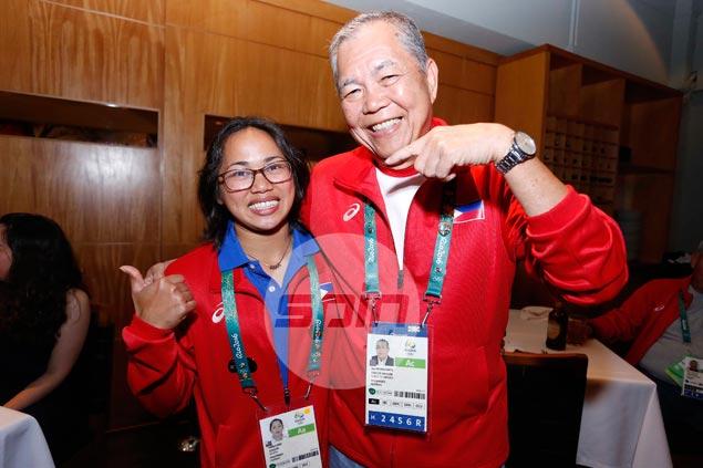 Romasanta says claim that PH contingent to Rio Olympics unprepared was 'so unfair'